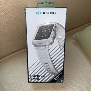Brandnew• Apple Watch 38mm• all in one band&bumper